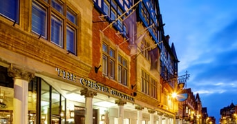 The Chester Grosvenor Hotel and Spa, Chester, United Kingdom