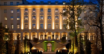 The Grand Mark Hotel Prague, Czech Republic