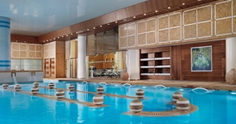 Thalassotherapy Pool at Divani Apollon Palace And Spa, Greece