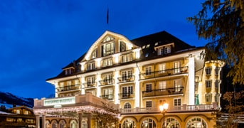 Le Grand Bellevue, Switzerland