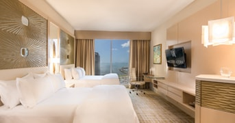 Double Guestroom at Waldorf Astoria Panama, Panama City