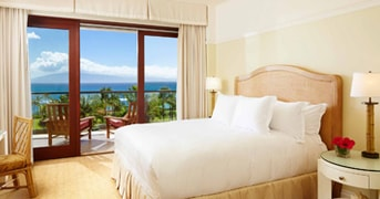 King Room at Montage Kapalua Bay