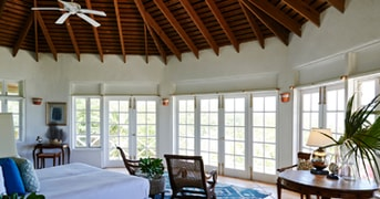 Guest Suite at Kamalame Cay, Andros, The Bahamas