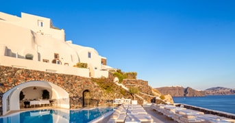 Canaves Oia Suites, Greece