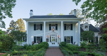 Dine at The Fearrington House Inn, Pittsboro, NC