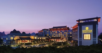 Shangri-La Hotel Guilin, China