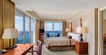 Four Bedroom Ocean Front Suite at Outrigger Reef Waikiki Beach, Honolulu, HI