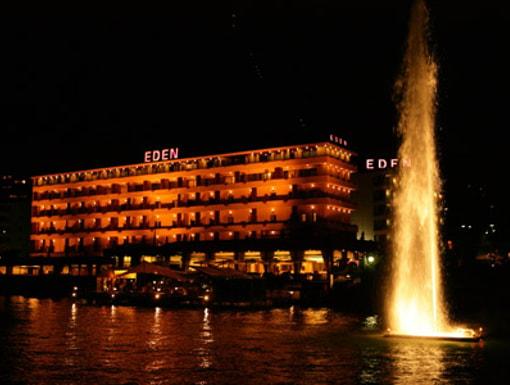 Grand Hotel Eden Lugano Five Star Alliance