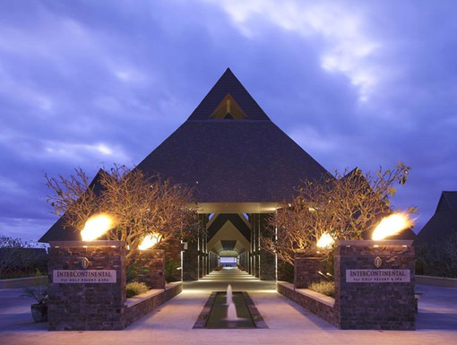 InterContinental Fiji Golf Resort and SpaEntrance