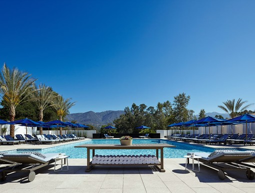 Luxury Hotels Ojai Valley Inn Spa: Ojai Valley Inn And Spa, Santa Barbara, CA : Five Star