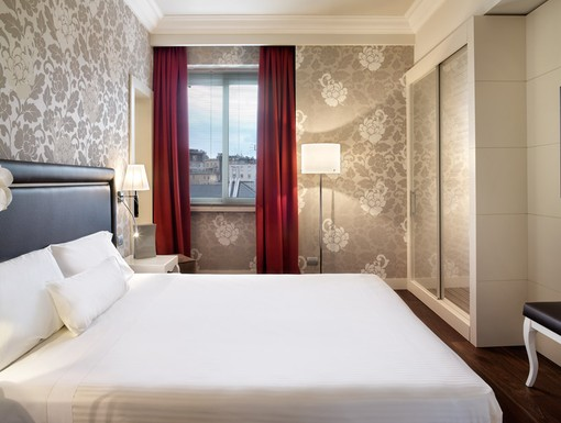 Junior Suite at SINA De La Ville, Milano, Italy