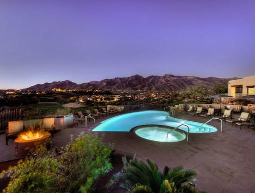 Hacienda Del Sol Guest Ranch Resort Tucson Az Five Star