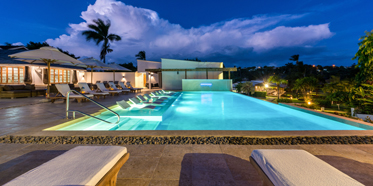 Main Pool at Calabash Luxury Boutique Hotel, Saint Georges, Grenada