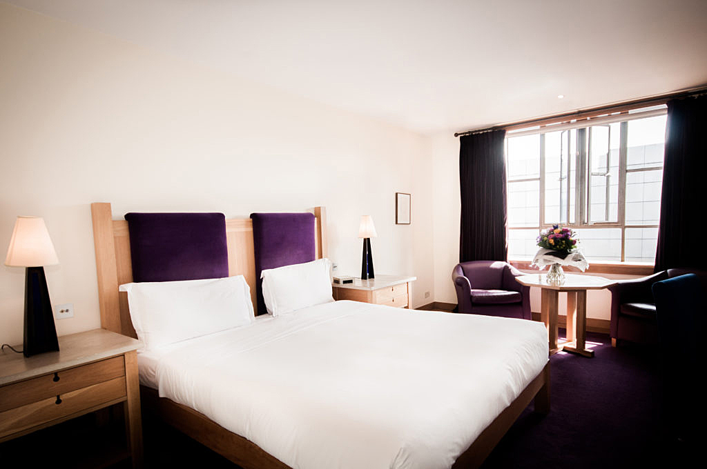 Deluxe King Guest Room at The Clarence, Dublin, Ireland