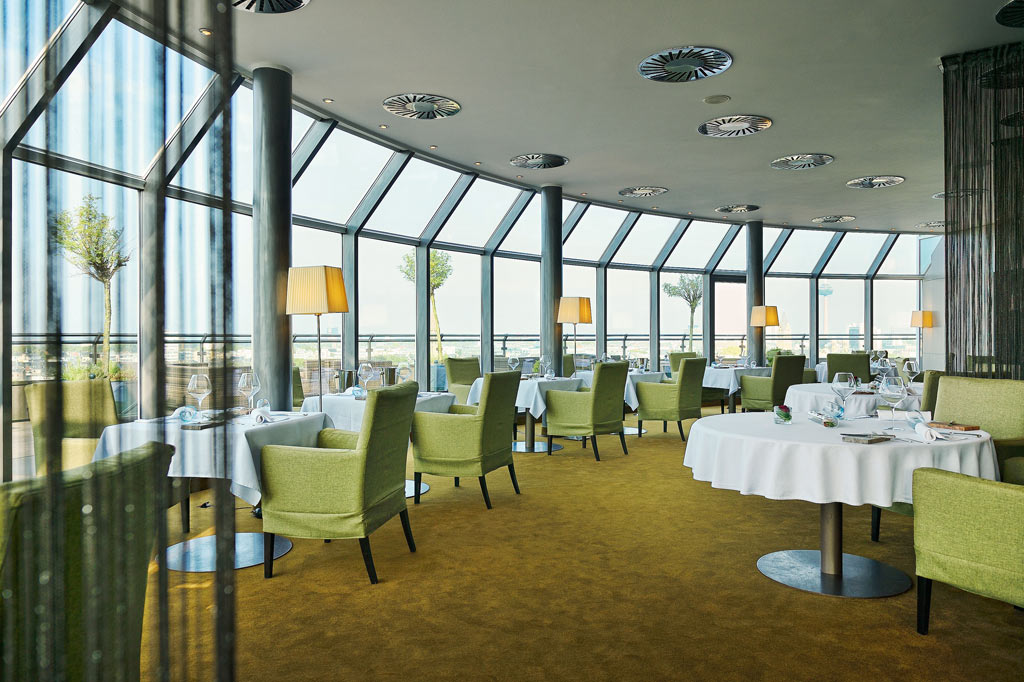 Dine at Hotel Im Wasserturm, Cologne, Germany