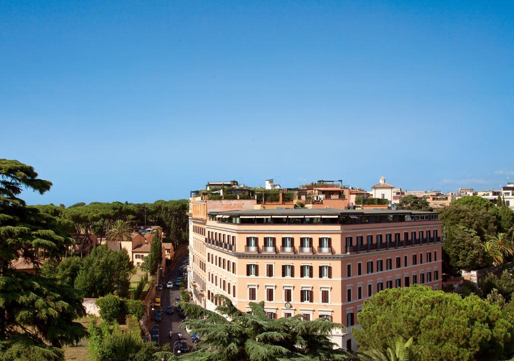 Hotel Eden Rome, Italy