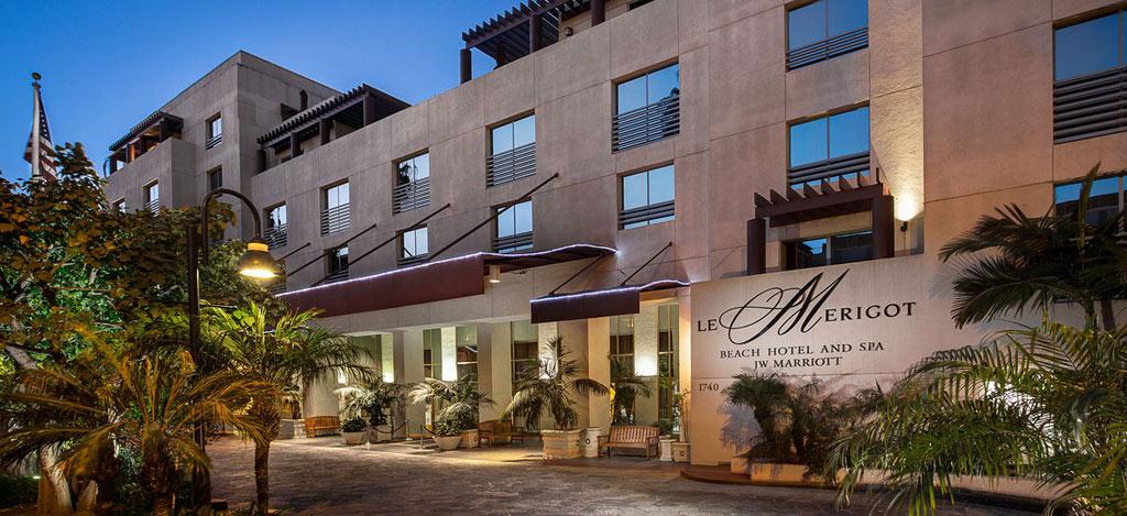 JW Marriott Santa Monica Le Merigot, Santa Monica, CA