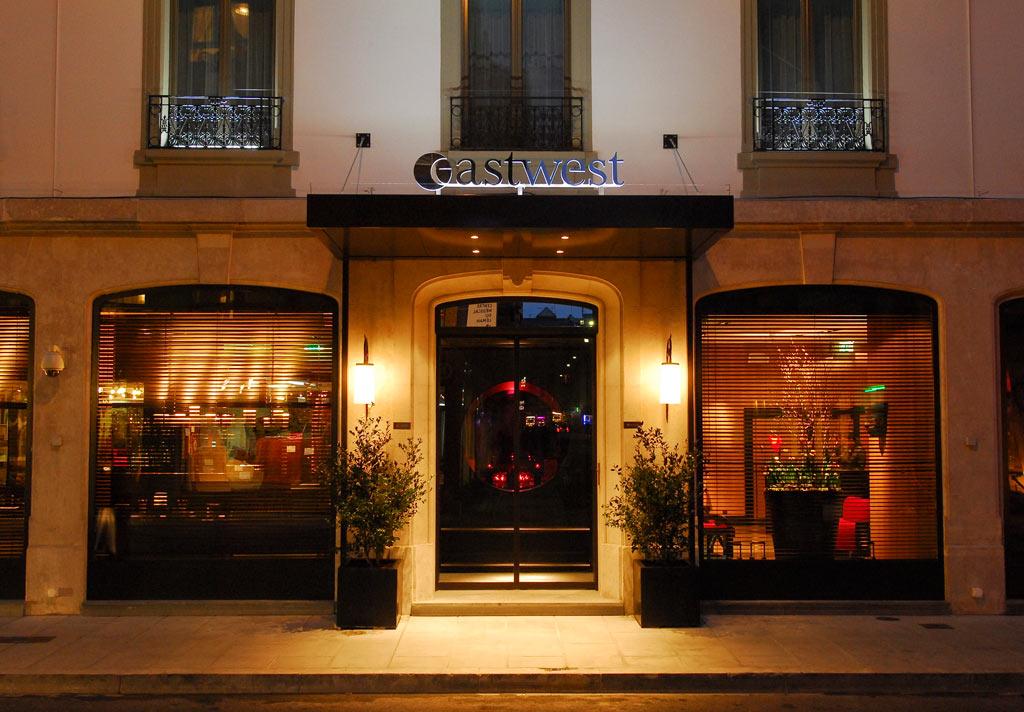 Eastwest Hotel, Geneva, Switzerland