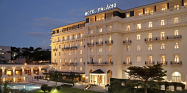 Palacio Estoril Hotel and Golf, Estoril, Portugal