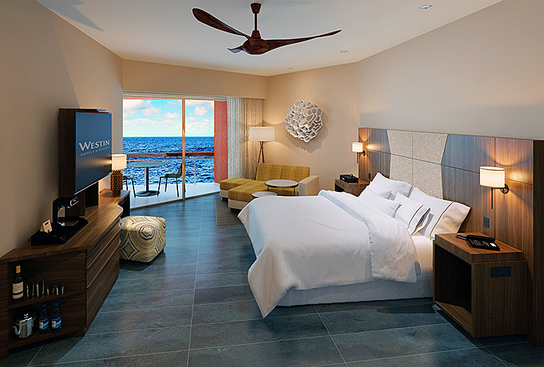 Guest Room at The Westin Resort and Spa Los Cabos, Los Cabos, Mexico