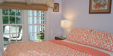 Guest Room at Heron House, Key West, FL