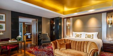 Guest Room at Sofitel Singapore Sentosa, Sentosa, Singapore