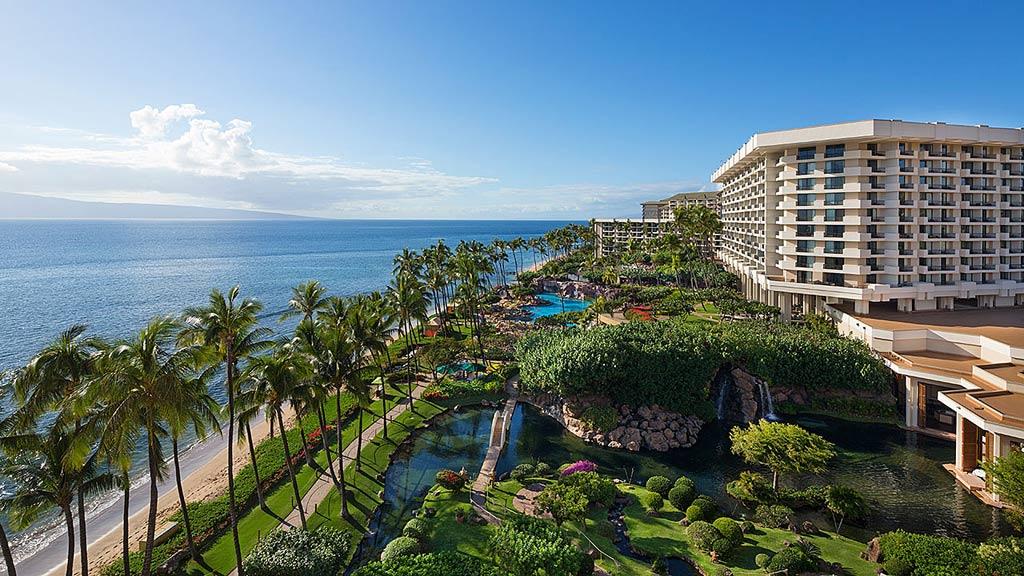 Hyatt Regency Maui Resort And Spa, Maui, HI : Five Star Alliance