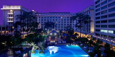 Dongfang Hotel, Guangzhou, China