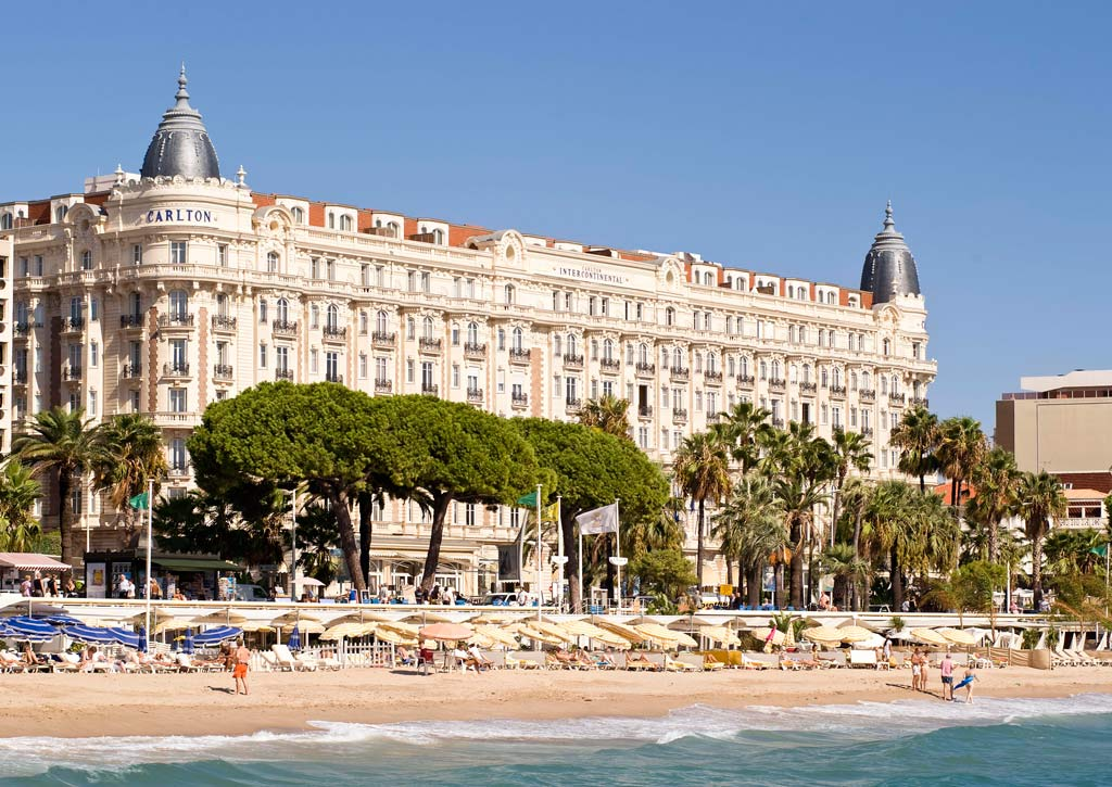 InterContinental Carlton Cannes, Cannes, France