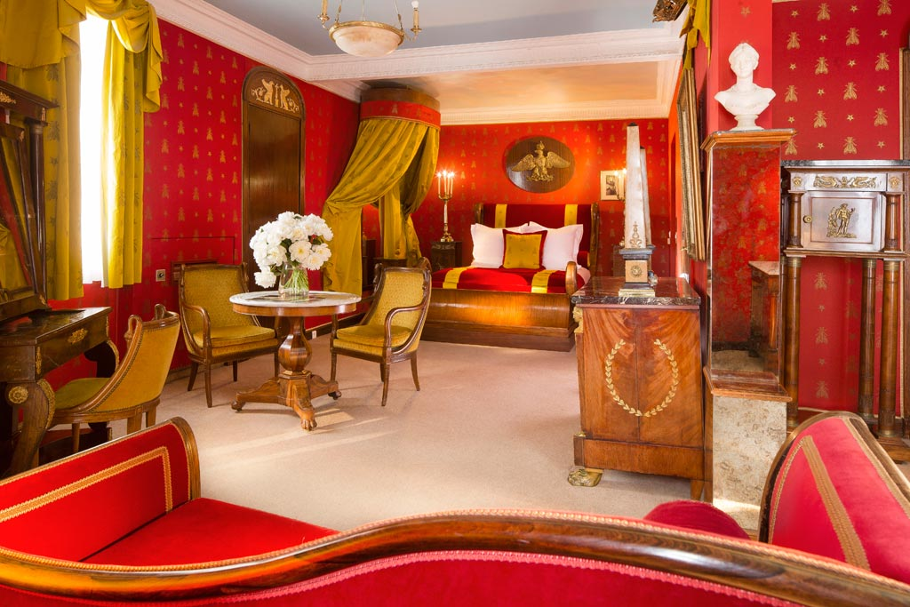 Junior Suite at Hotel Le Negresco, Nice, Cedex, France