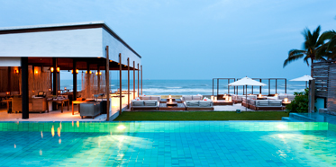 Ocean Side Pool at Putahracsa Hua Hin, Hua Hin, Thailand