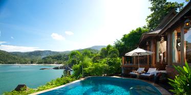 Pool Villa at Santhiya Resort and Spa, Koh Phangan, Thailand