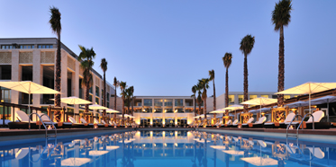 Outdoor Pool at Anantara Vilamoura Algarve, Vilamoura, Portugal