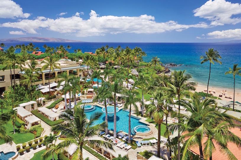 Four Seasons Maui at Wailea Pool and Beach