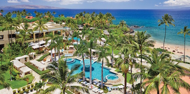 Four Seasons Maui at Wailea Pool and Beach