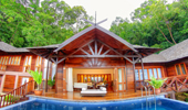 Bunga Raya Island Resort and Spa