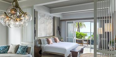 Suite at Shangri-La's Le Touessrok Resort, Trou d'Eau Douce, Mauritius