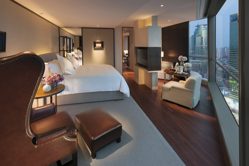 Executive Club Suite at Mandarin Oriental Guangzhou, Guangzhou, Tianhe District, China