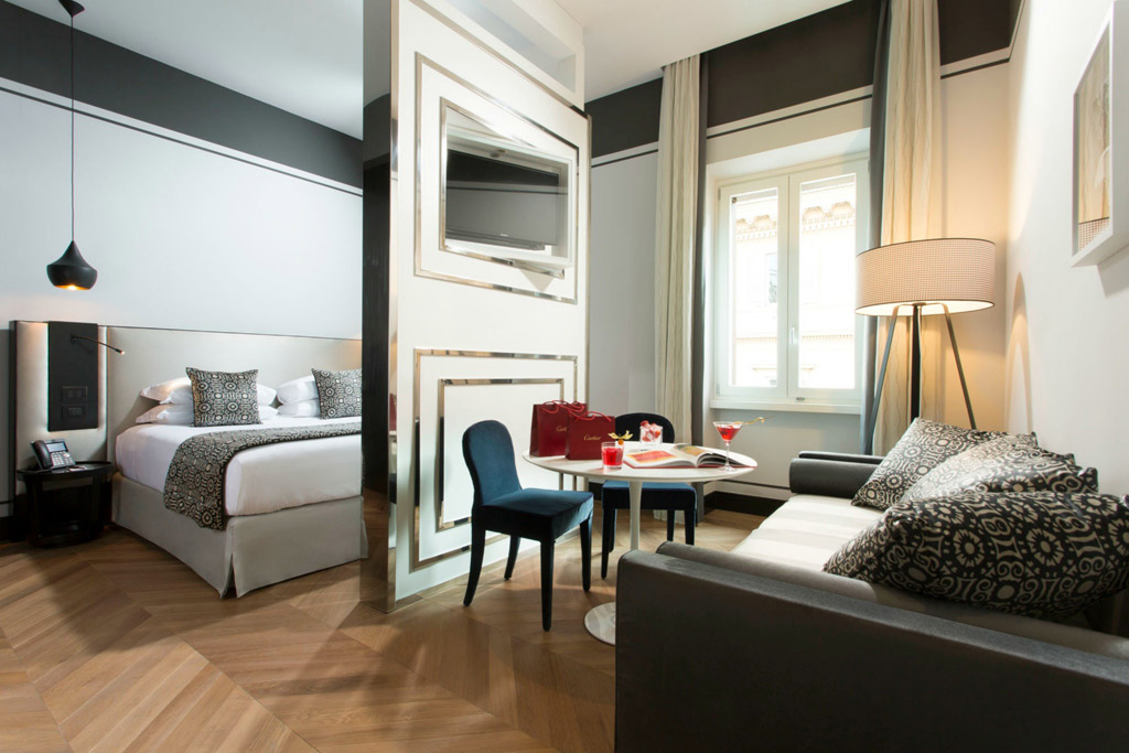 Executive Suite at Corso 281, Rome Italy