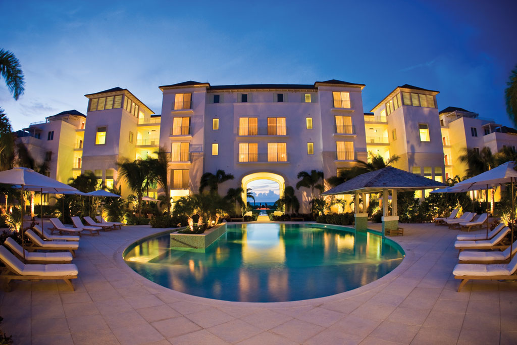 The West Bay Club, Providenciales, Turks & Caicos Islands