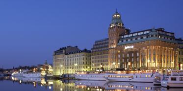 Radisson Blu Strand Hotel Stockholm, Sweden