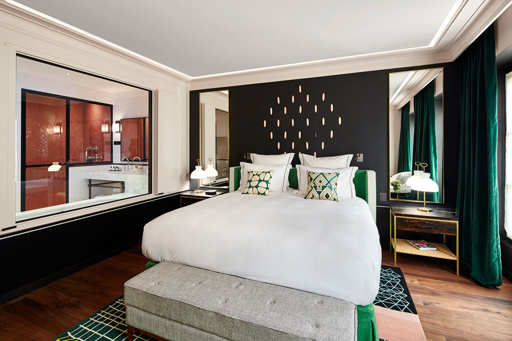 Prestige Guest Room at Le Roch Hotel & Spa, Paris, France