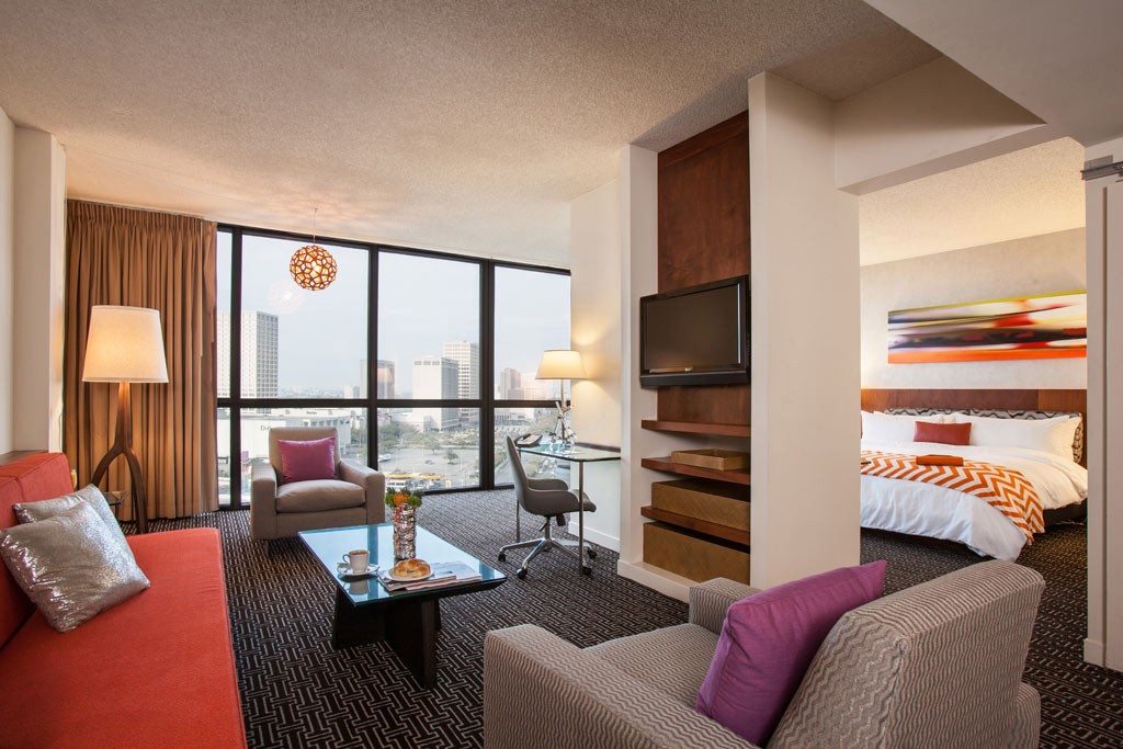 Suite at Hotel Derek, Houston, TX