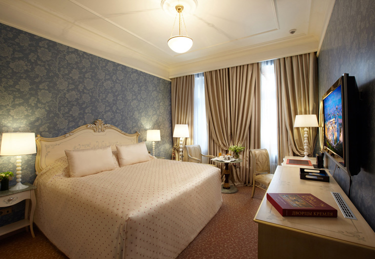 Superior Guest Room at Radisson Royal Hotel Moscow, Russia