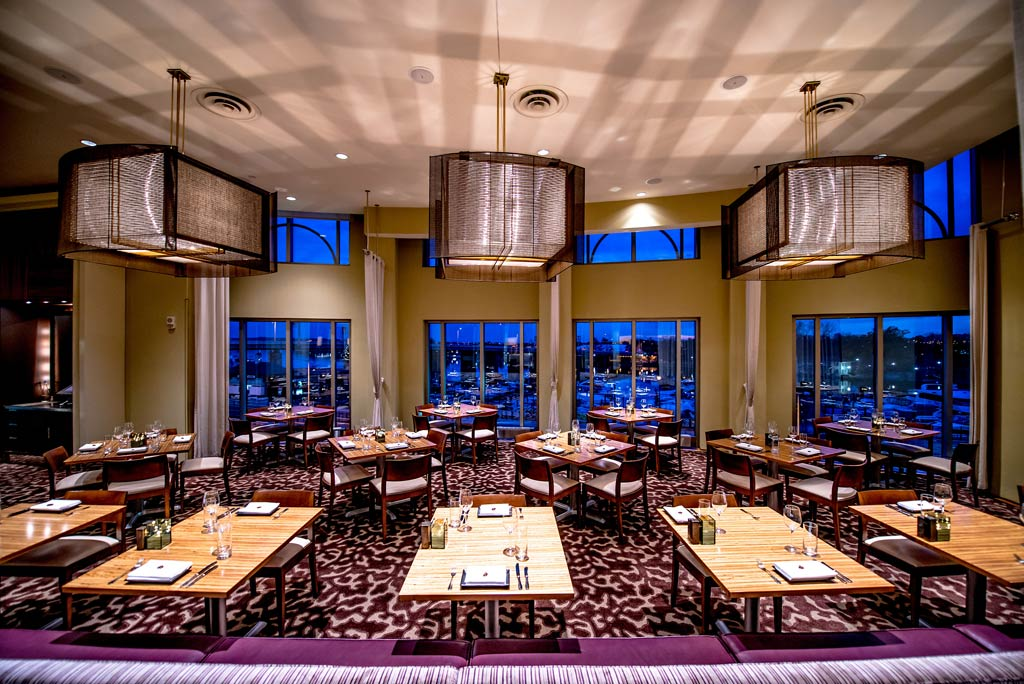 Muze Restaurant at Mandarin Oriental Washington, DC, United States