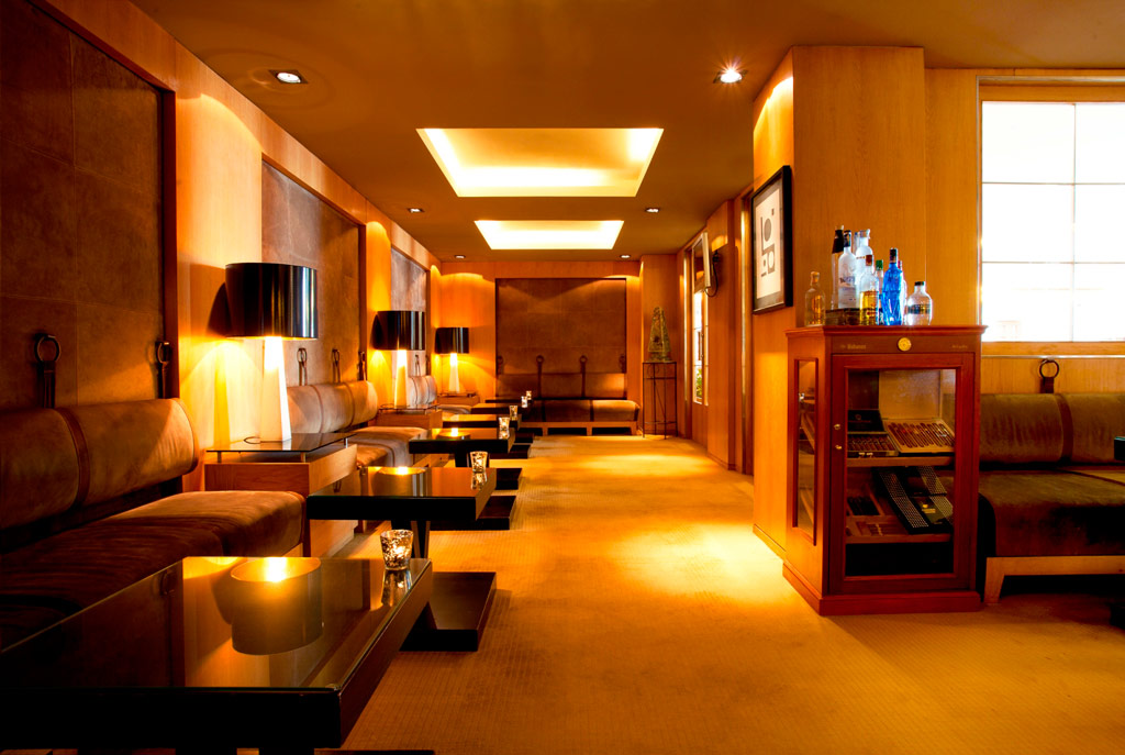 Scotch Bar at Hesperia Madrid, Madrid, Spain