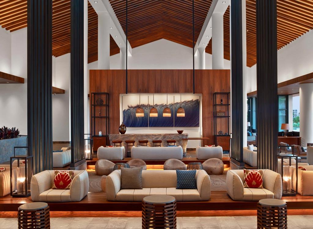 Andaz Lounge at Andaz Maui at Wailea, Wailea, Hi, United States