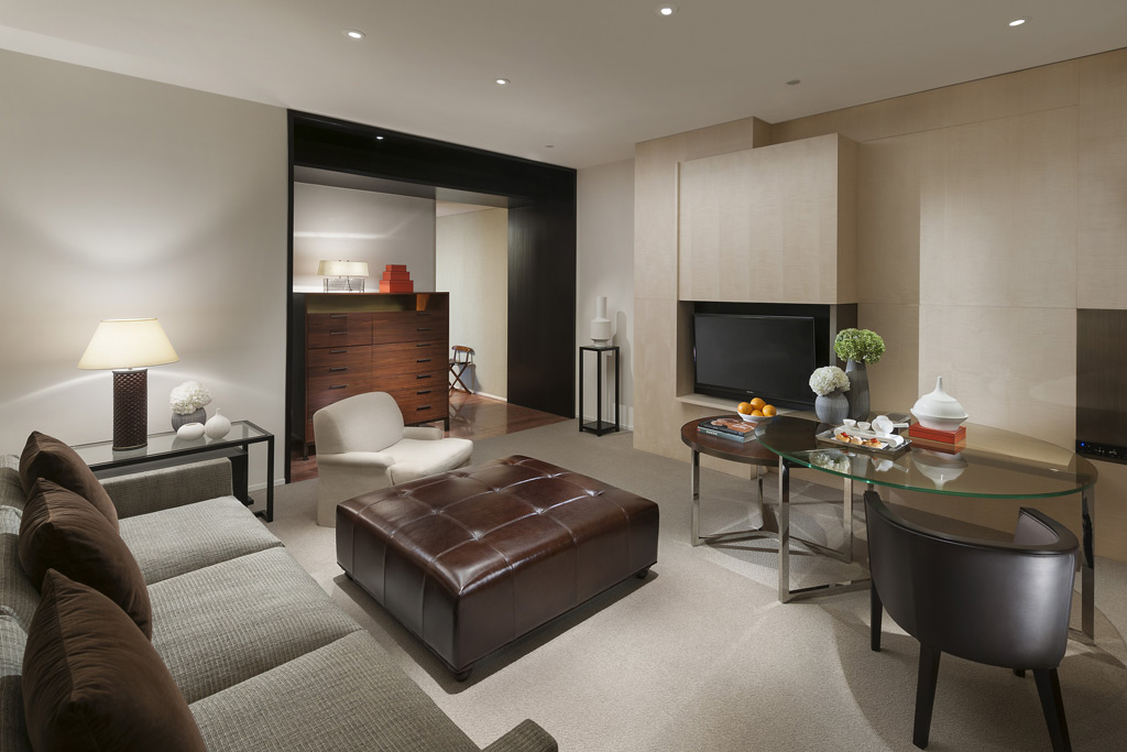 Club Premier Suite at Mandarin Oriental Guangzhou, Guangzhou, Tianhe District, China