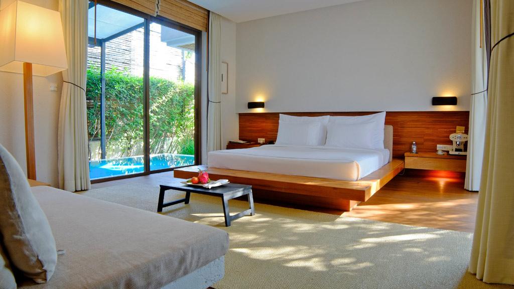 Ocean Bed Pool Villa at Putahracsa Hua Hin, Hua Hin, Thailand