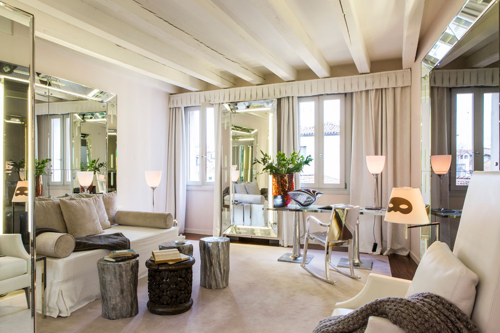 Apartment Living at Palazzina G, Venice, Italy